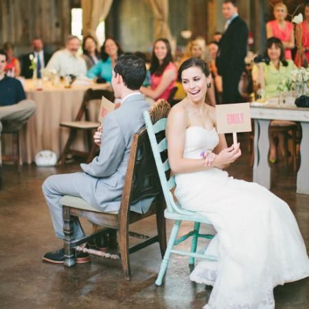 Népszerű és szórakoztató esküvői játékok